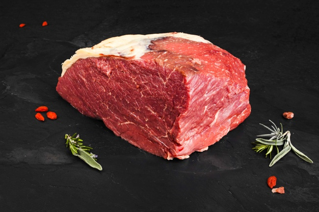 Vrchní šál ‒ Top Round Steak
