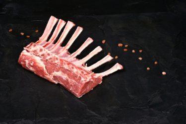 Jehněčí hřebínek – French Rack